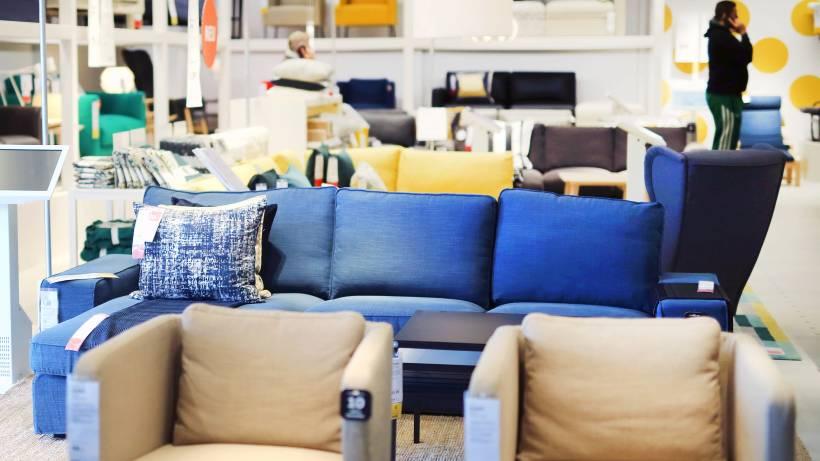 Ikea In Hannover Testet Rückkauf Gebrauchter Möbel Region
