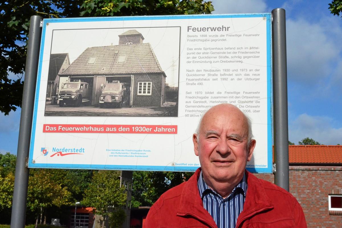 8505606431 Der Heimatbund Norderstedt sucht dringend Mitstreiter - Norderstedt - Hamburger  Abendblatt