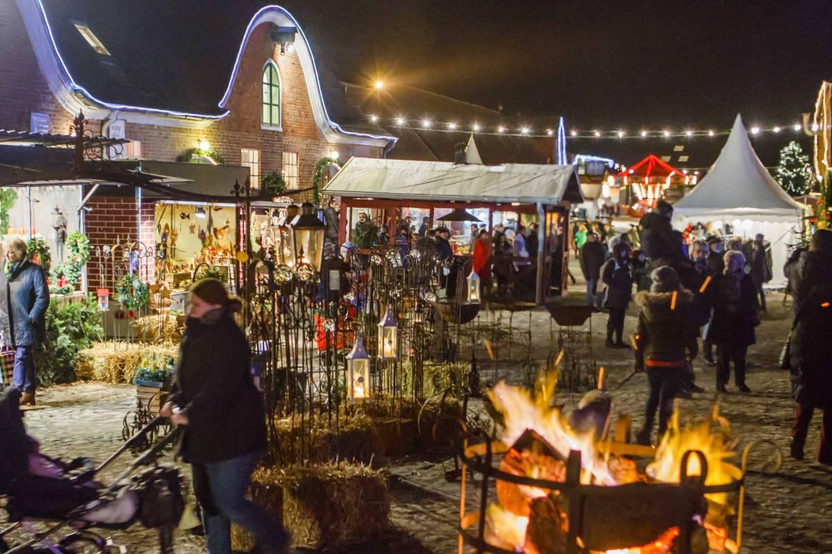 Weihnachtsmarkt Ratzeburg.Die Schönsten Feste Zur Adventszeit Im Norden Schleswig Holstein