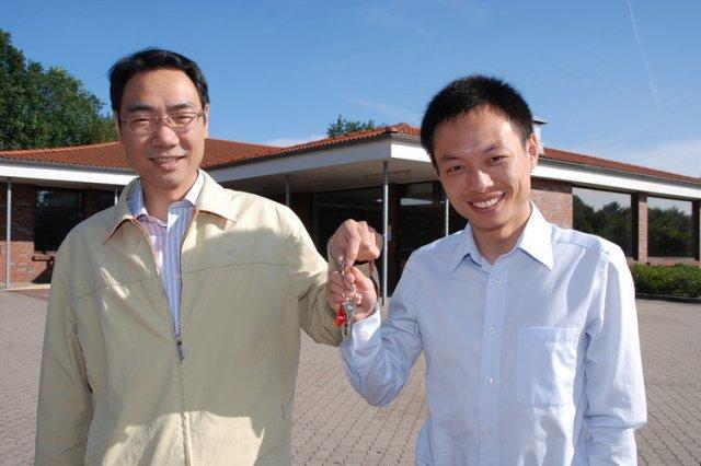 Chinesische partnersuche