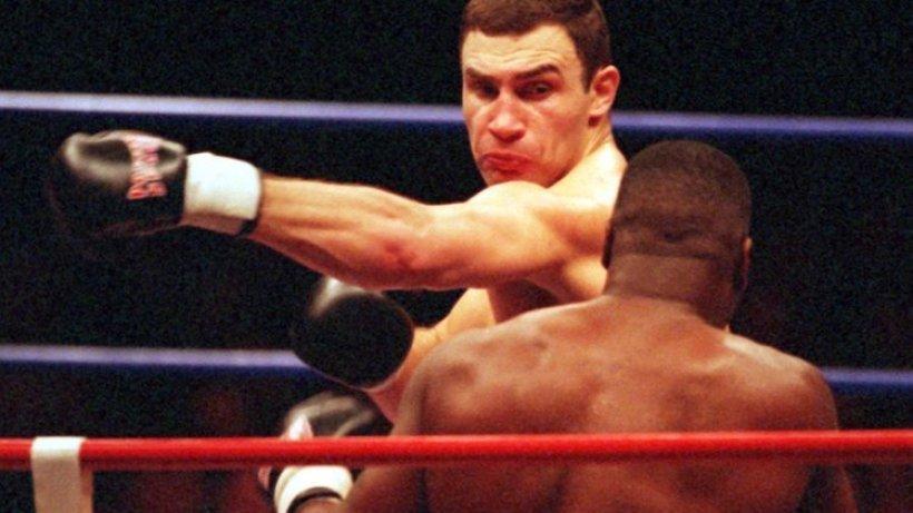 Wann Boxt Klitschko Wieder