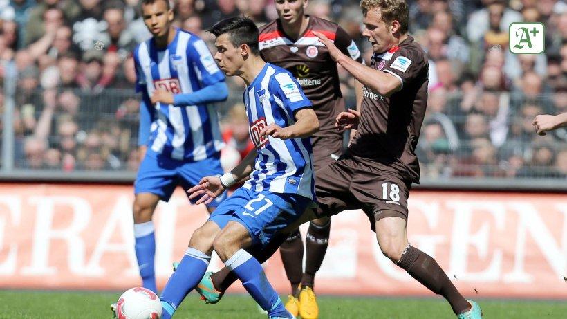 St Pauli Hertha
