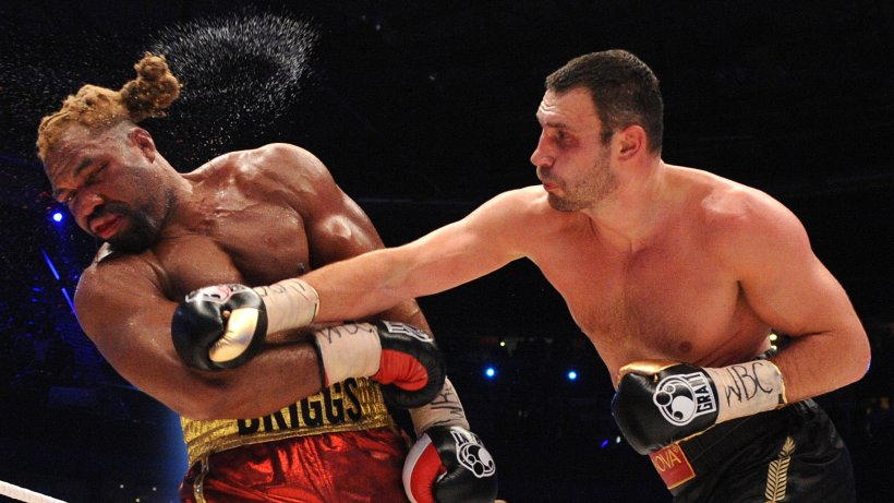 Sport Boxen Klitschko