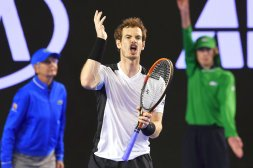 Andy Murray steht nach hartem Kampf im Finale