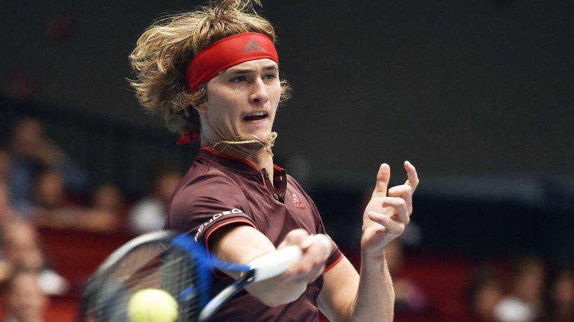 Tennis: Zverev und Kohlschreiber ziehen ins Achtelfinale ein