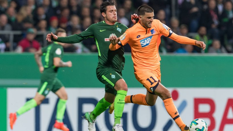 DFB-Pokal: Atempause für Nouri: Bremen siegt gegen Hoffenheim