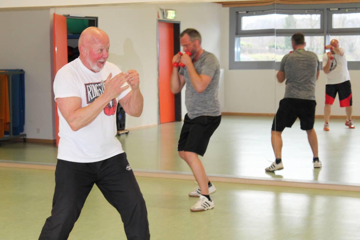bae7177186713 Ein Mannsbild mit Schlagkraft - Sport - Hamburger Abendblatt