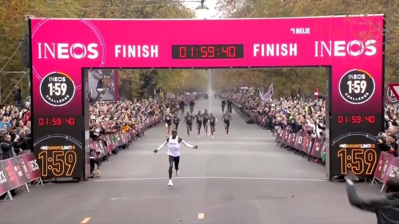 Marathon Unter 2 Stunden
