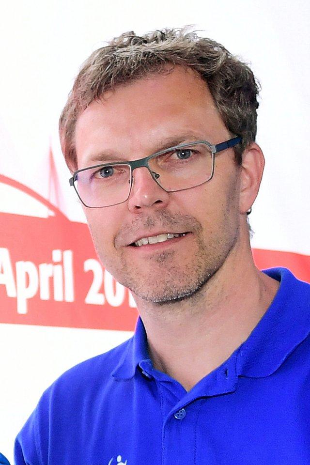 Frank Thaleiser (53) ist seit sieben Jahren Geschäftsführer der Marathon Hamburg Veranstaltungs GmbH.