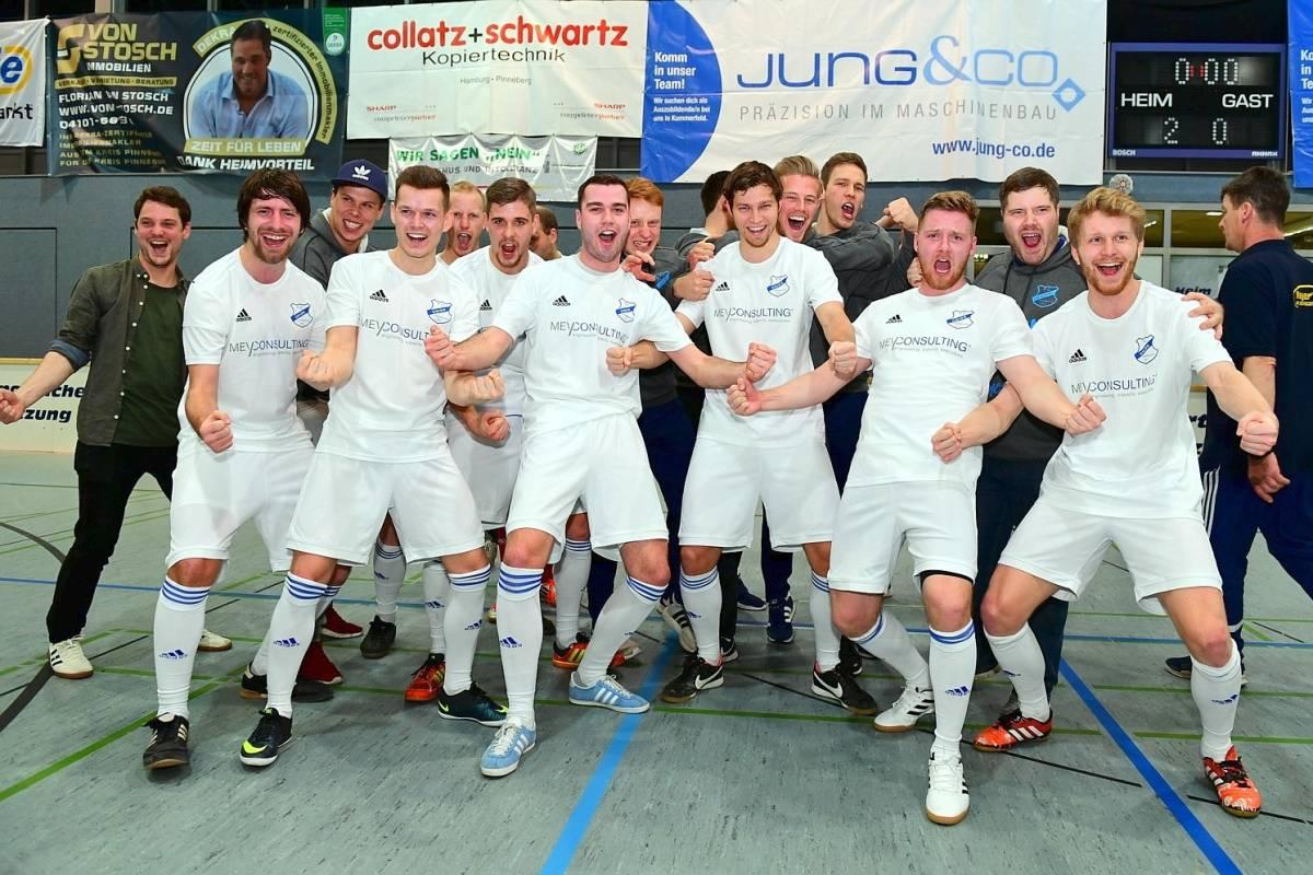 419fd6b51484c Ausgeruhter FC Union ist zu stark für den SV Rugenbergen - Sport - Hamburger  Abendblatt