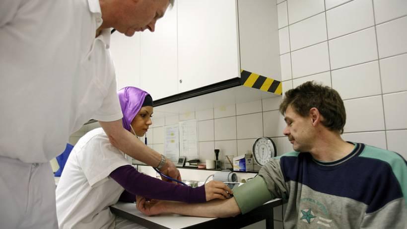 Frauen Mit Kopftuch Sind Im Krankenhaus Willkommen Landkreis Stade