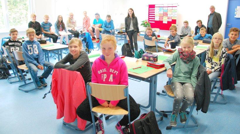 Hahnheide Schule Trittau