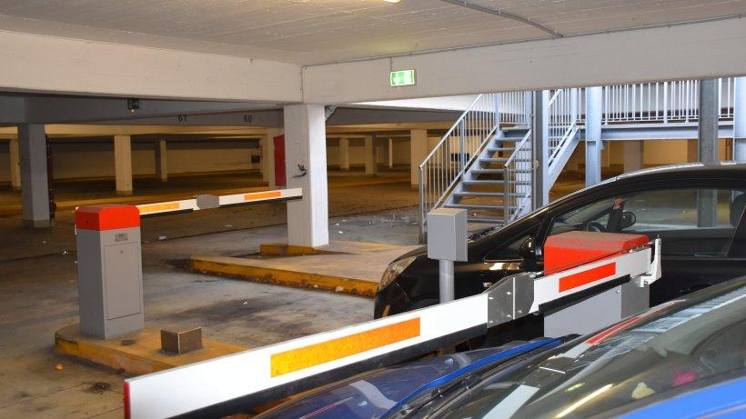 rathaus garage parken nur f r dauermieter stormarn hamburger abendblatt. Black Bedroom Furniture Sets. Home Design Ideas