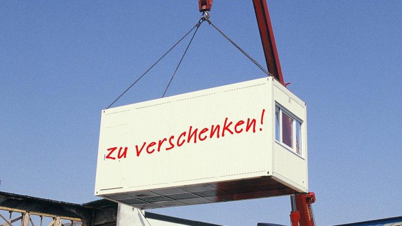 stormarner vereine wollen gratis container vom land stormarn hamburger abendblatt. Black Bedroom Furniture Sets. Home Design Ideas