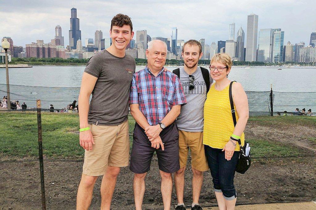 Ein Trittauer in Chicago: Gemeinschaft first - Stormarn - Hamburger ...