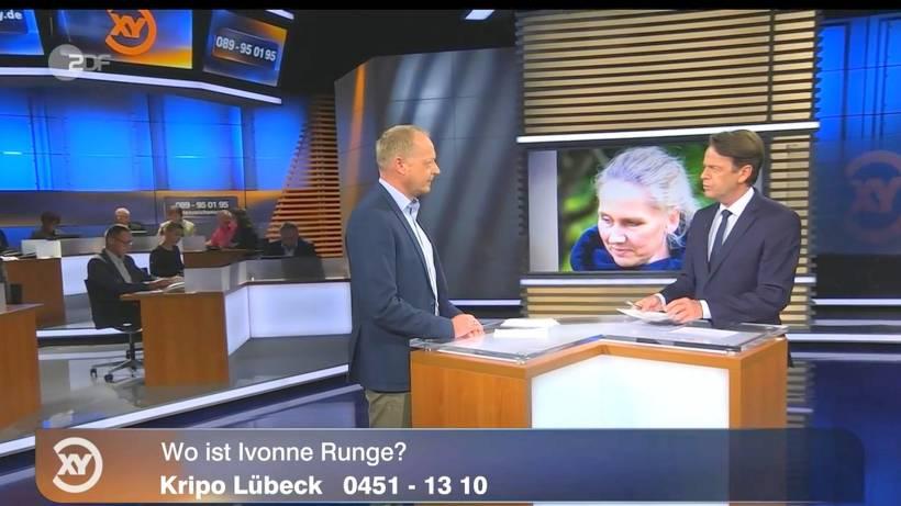Aktenzeichen Xy Polizei Hat Neue Spur Im Fall Ivonne Runge