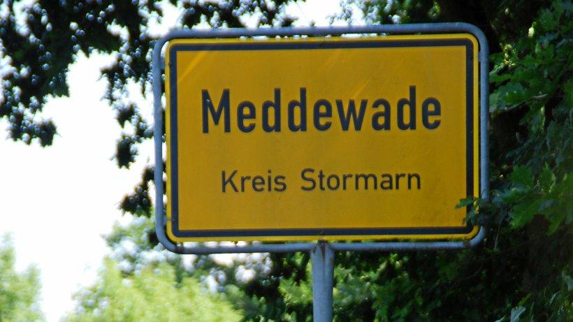 Frau bei Wildunfall in Meddewade schwer verletzt