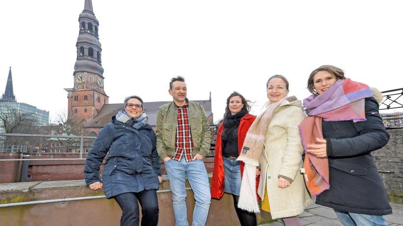 Wie junge Hamburger Pastoren die Kirche retten wollen