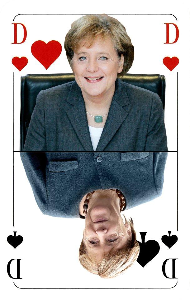 Bundeskanzlerin Angela Merkel ist auch CDU-Vorsitzende, aber nicht mehr lange.