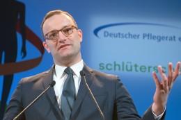ARD-Talk: Jens Spahn lobt bei