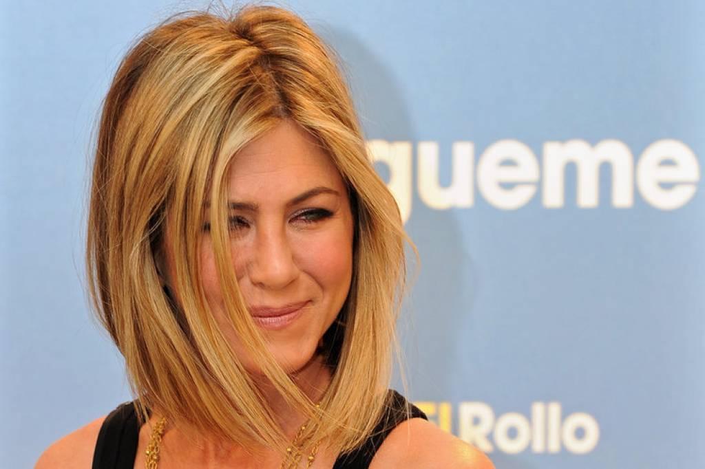 Neue Frisur Jennifer Aniston Trägt Jetzt Bob Aus Aller Welt
