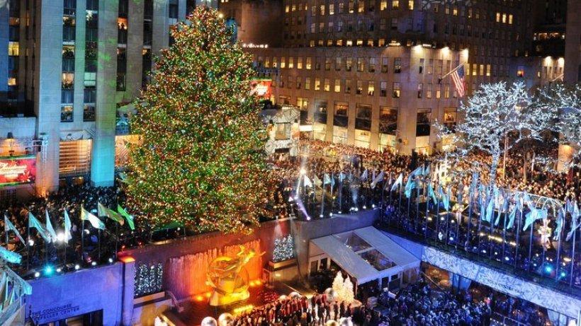 ber hmtester weihnachtsbaum der welt leuchtet wieder aus. Black Bedroom Furniture Sets. Home Design Ideas