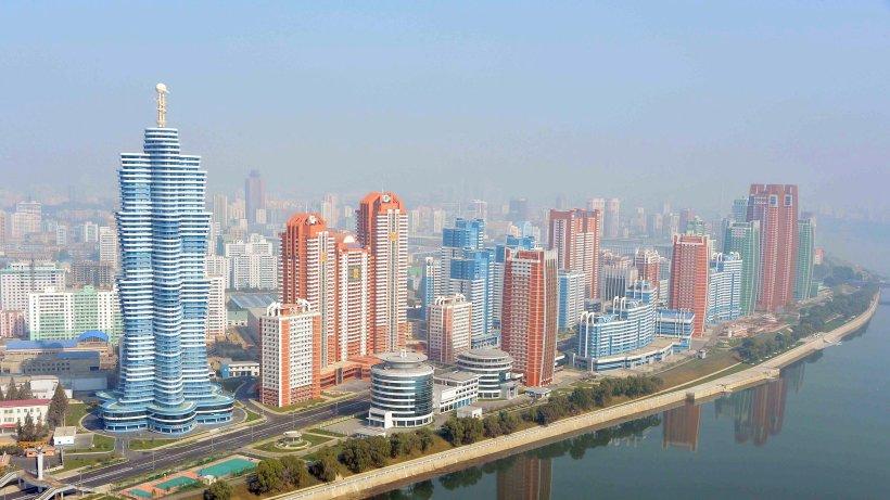 Nordkorea bietet Touristenflüge über Pjöngjang an - Reise ...