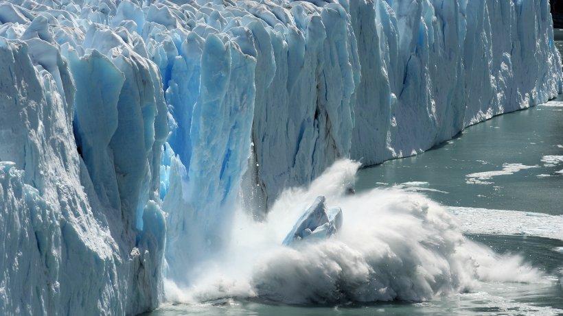 kontroverse neue studie  warum schmilzt die arktis
