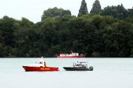 Unglück: Flugzeug stürzt in den Bodensee – Polizei rechnet mit Toten