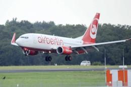 Fluggesellschaft: Nach Ehrenrunde: Air-Berlin-Pilot wurde suspendiert