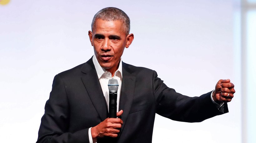 Obama Angeklagt