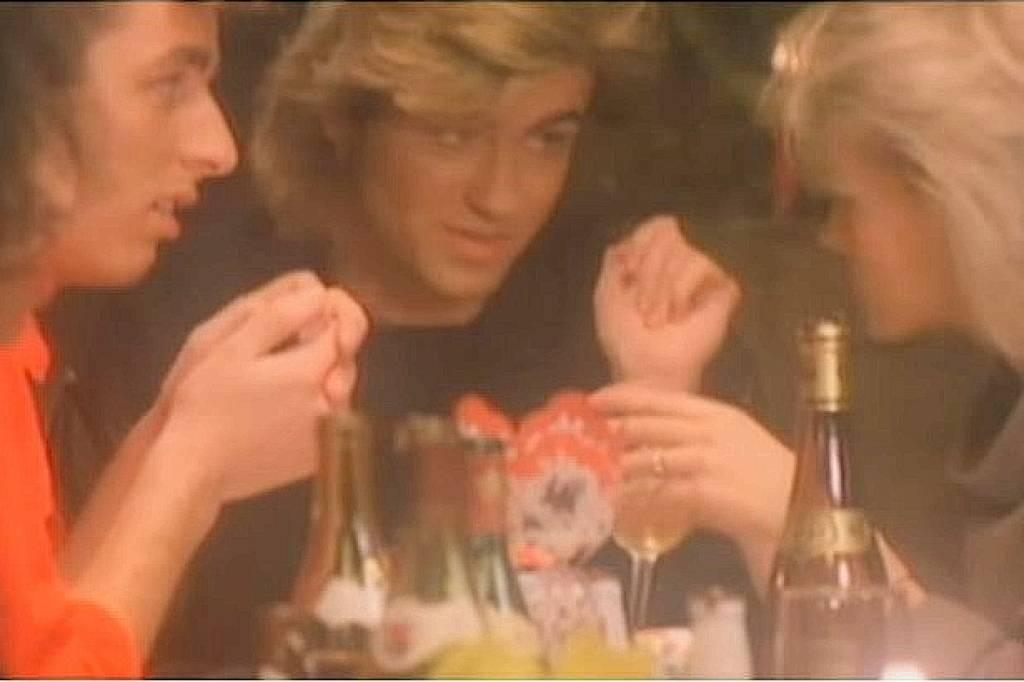 "Wham! Single-Charts – ""Last Christmas"" geht auf Rekordkurs - Aus ..."
