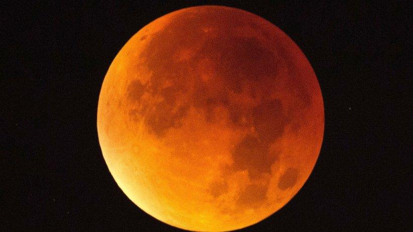 Mond Heute Nacht