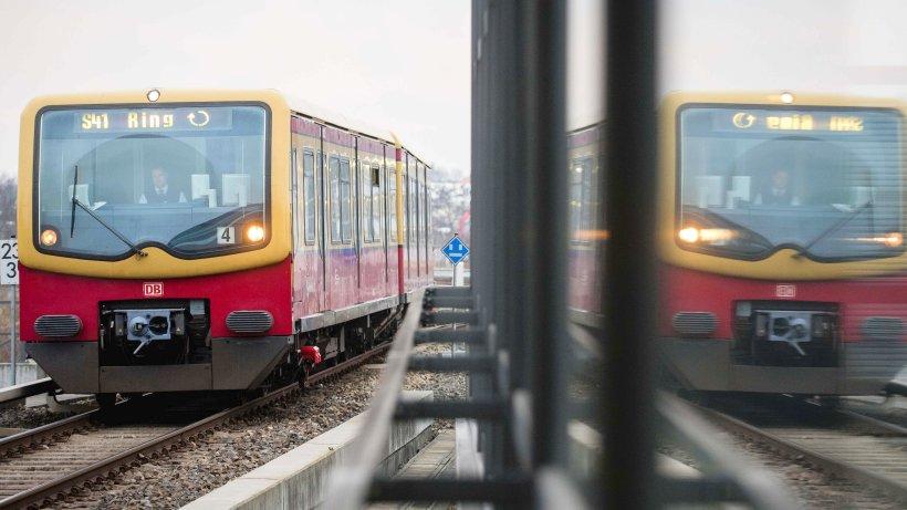 Oralverkehr In Berliner S-Bahn