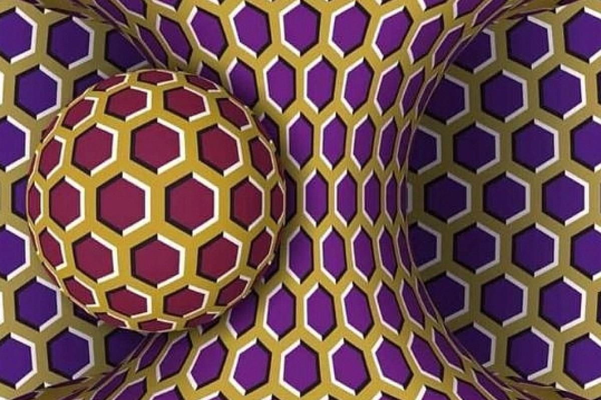 38341c550e45 Optische Täuschung: Virales Bild scheint sich zu bewegen - Aus aller ...