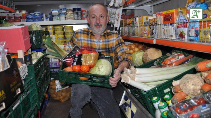 Rollender Supermarkt