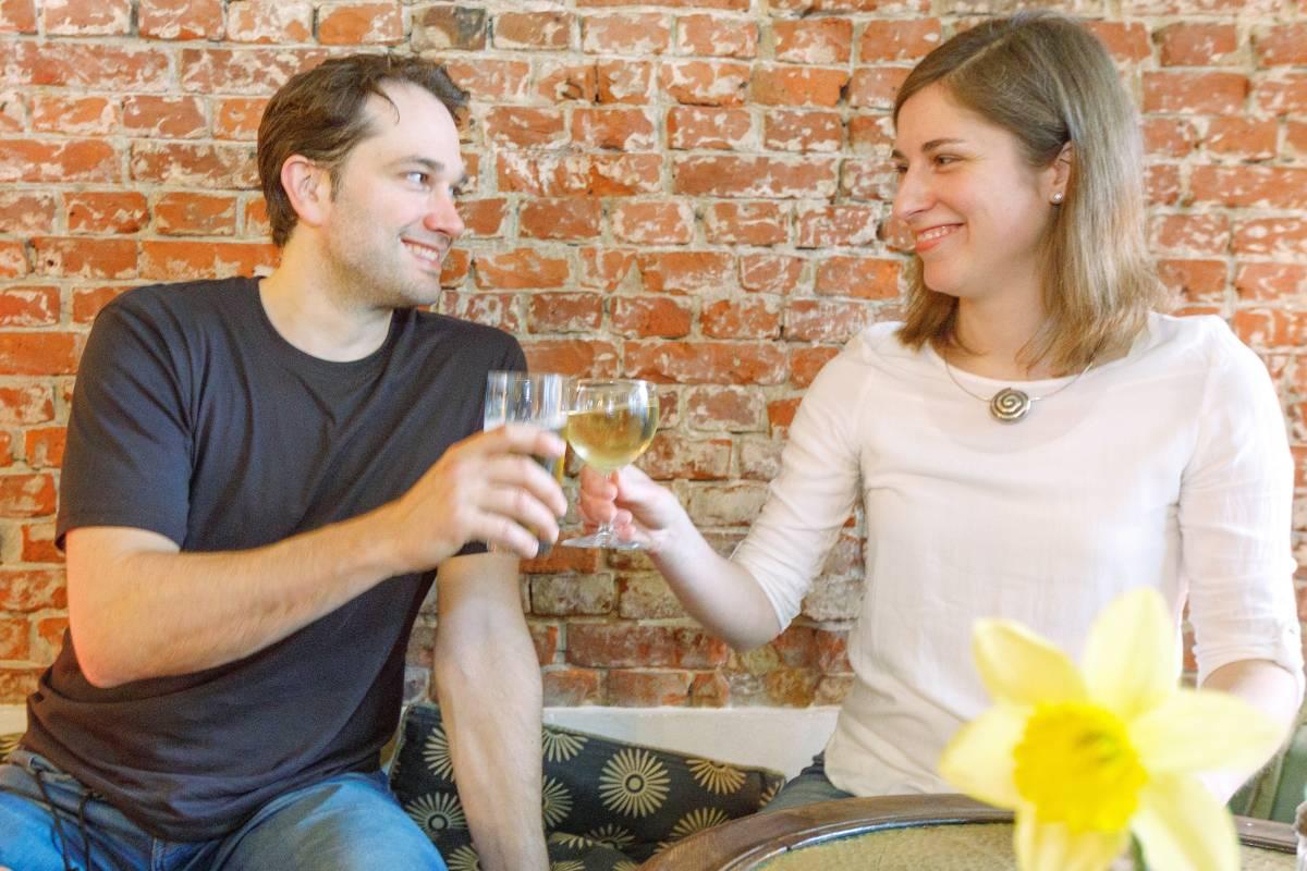 Dating-Typ für 4 Monate