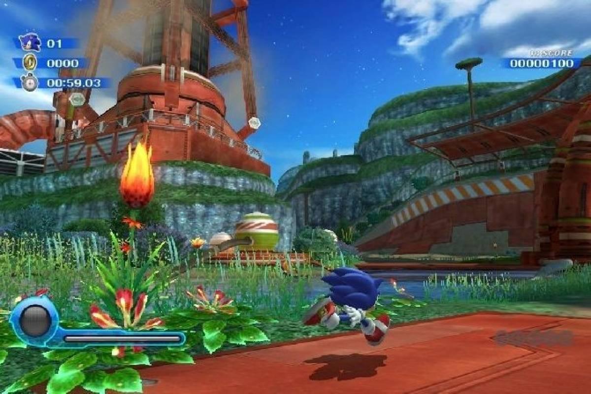 Sonic Colours Alter Igel Neues Spielgefühl Wirtschaft