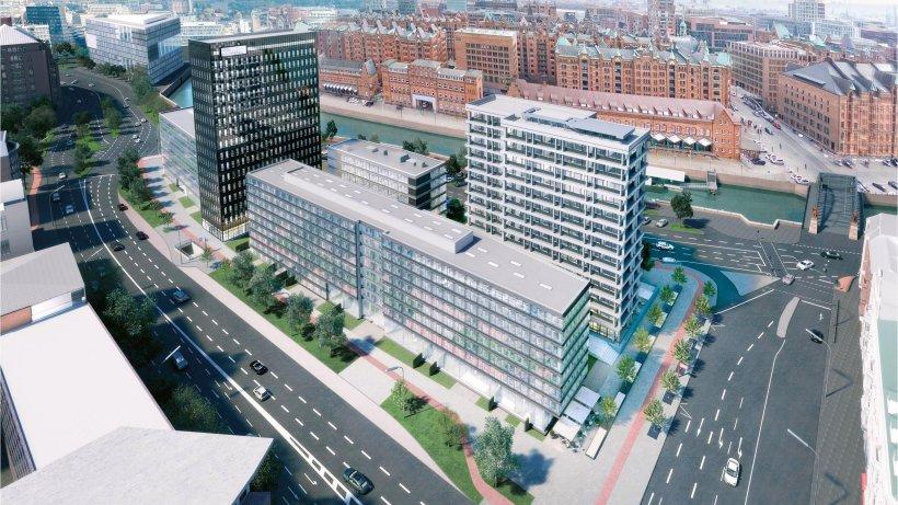 Neubauprojekt Hamburg