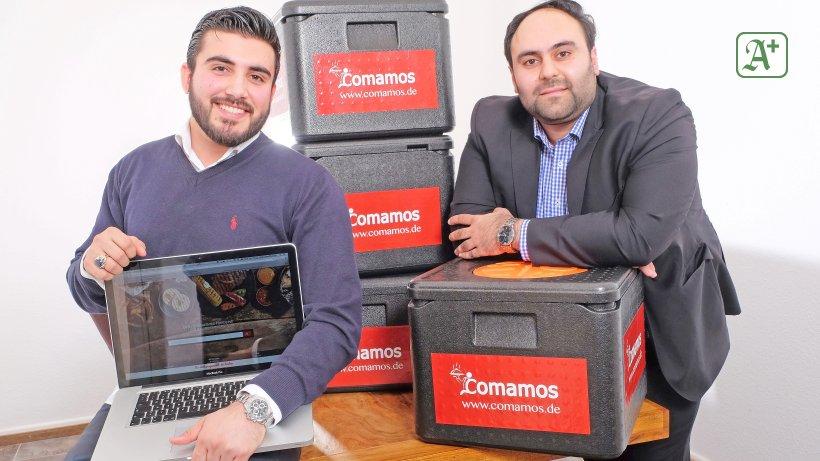 Partnersuche unternehmer