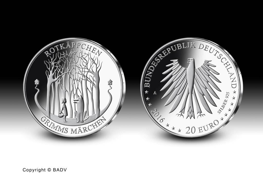 Mit Der Neuen Silbermünze Kann Sogar Eingekauft Werden Hamburg