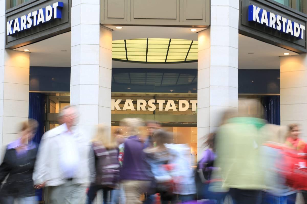 wholesale sales new arrive release date Hamburger Modekette Bonita eröffnet 46 Shops bei Karstadt ...