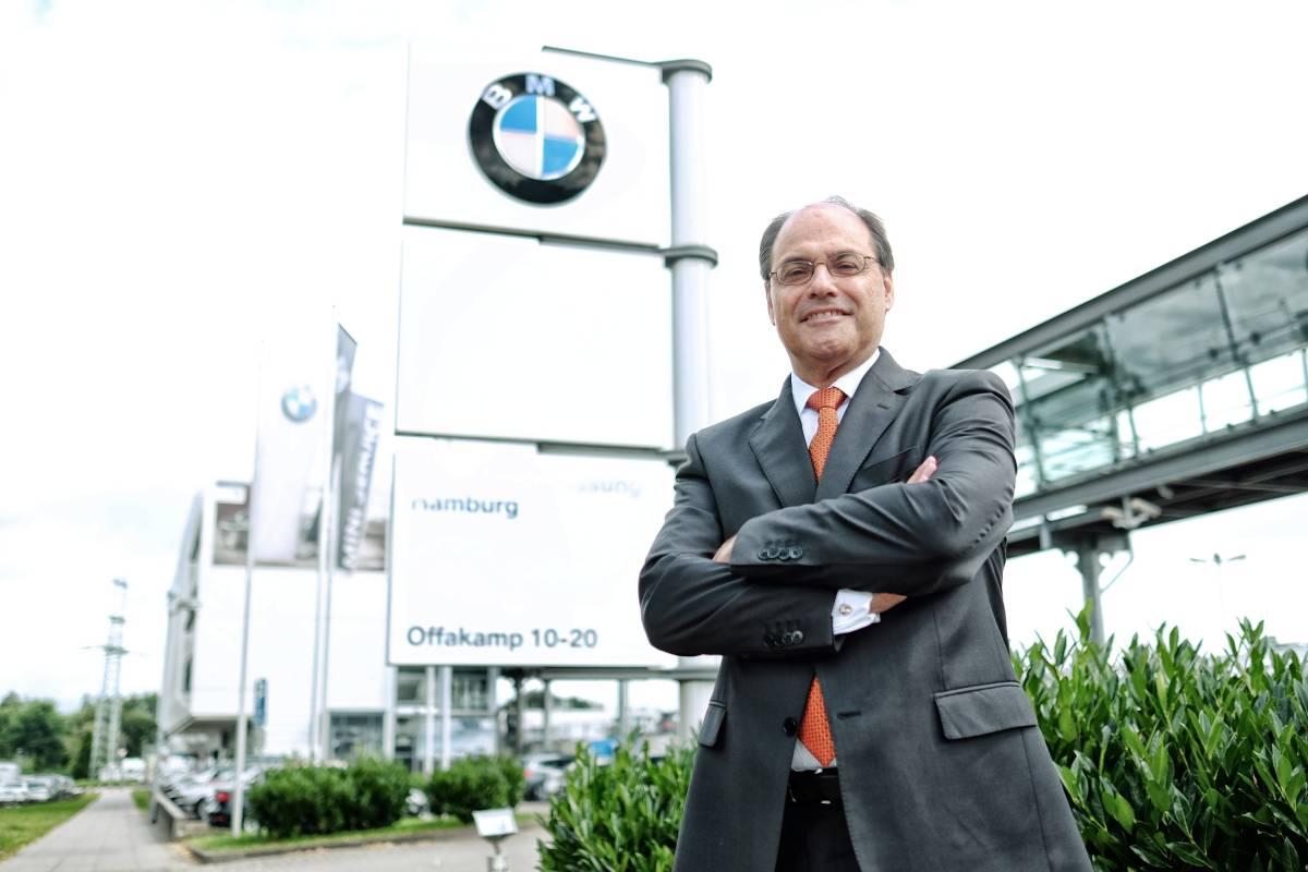 Hamburgs Bmw Chef Hat Einen Neuen Job In München Wirtschaft