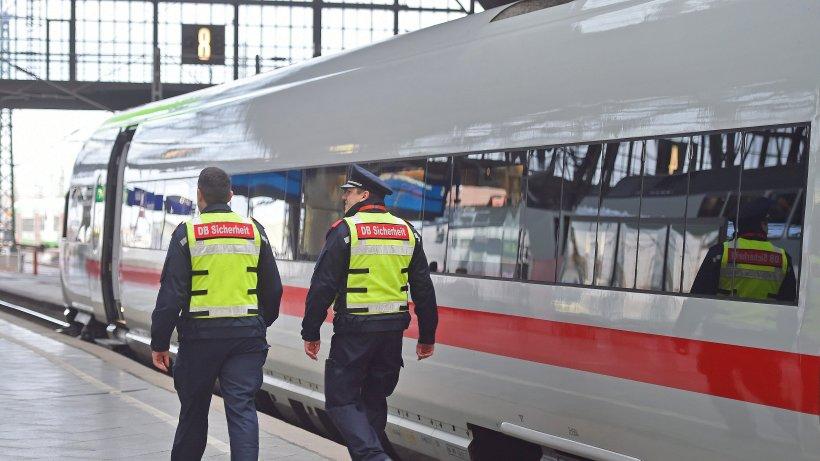 Statistik: Mehr Gewalt gegen Personal in Zügen der Deutschen Bahn
