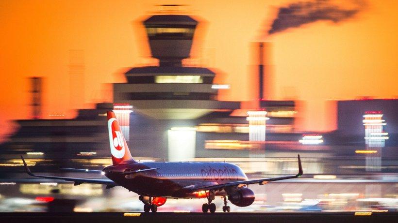 Air travel: Heute Abend landet der allerletzte Flieger von Air Berlin