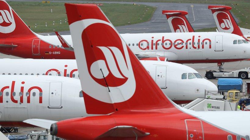 Fluglinie: Easyjet übernimmt Teile von Air Berlin nach letztem Flug