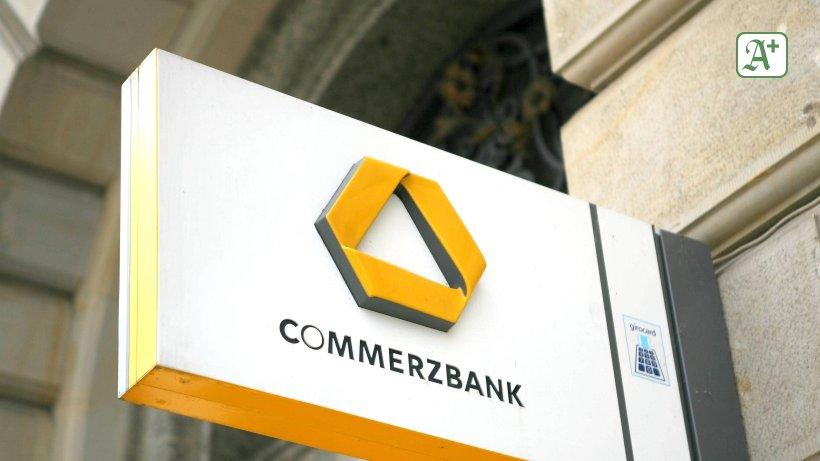 Störung Commerzbank