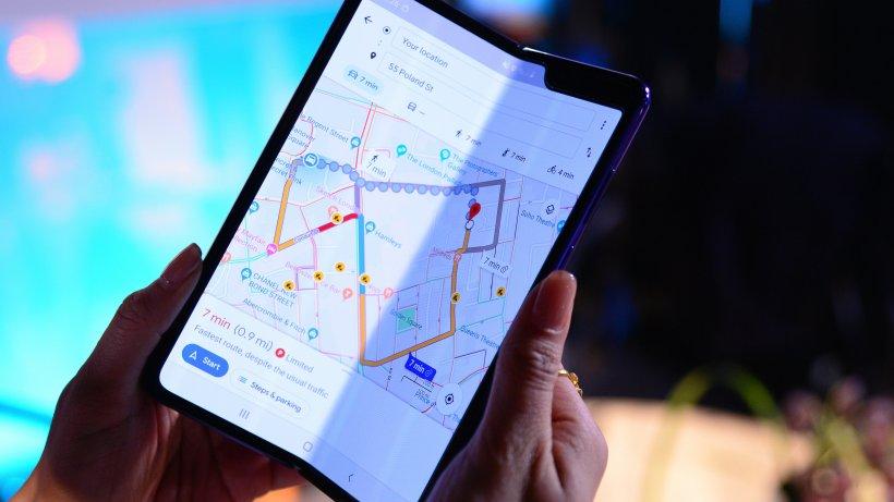 Samsung Galaxy Fold Preis: So teuer wird das Problem-Handy