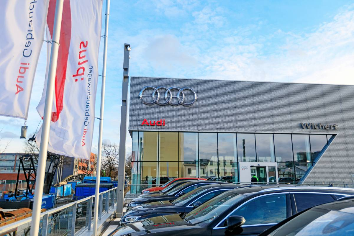 Autohaus Wichert Insolvent