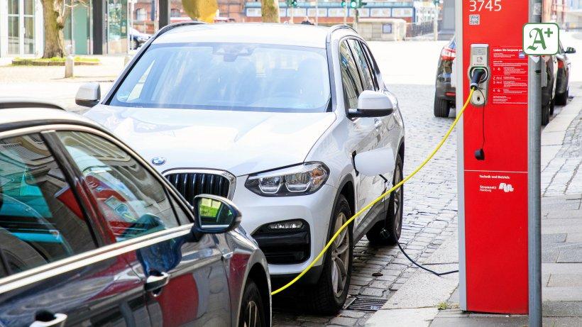 E-Mobilität: Hamburger Senat macht Strom für E-Autos deutlich teurer